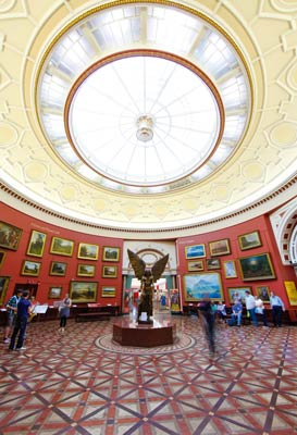 BMAG, the Birmingham Museum and Art Gallery © Craig Holmes/Images of Birmingham