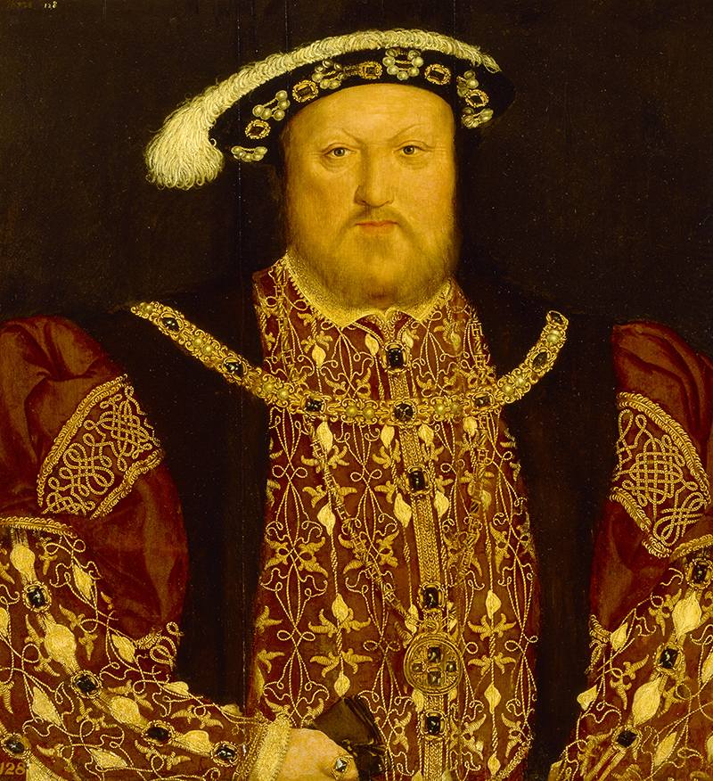 King Henry VIII, after Hans Holbein the younger