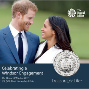 Royal Wedding Souvenirs - Coin