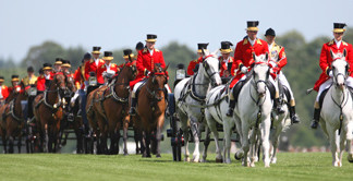 Ascot Royal Procession