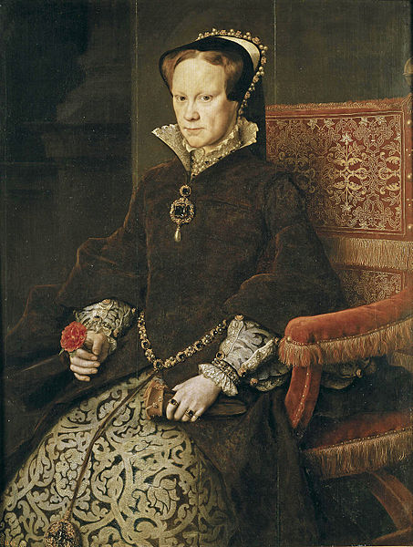 Mary Tudor, Britain magazine