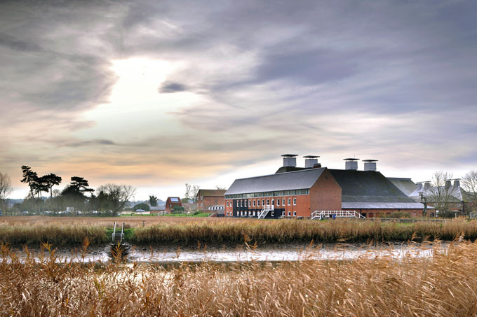 Aldeburgh-Music-and-Snape-Maltings-Concert-Hall-from-across-the-River-Alde-(c)-Philip-Vile---1MARTHA