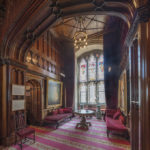 Ante Library, Arundel Castle, West Sussex, Thomas the collector Earl, photos of Arundel Castle, Van Dyck