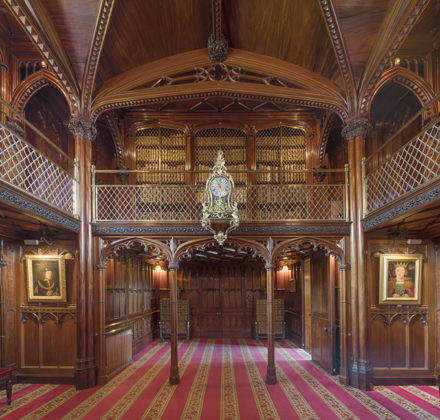 Library, Arundel Castle,West Sussex, photos of Arundel Castle