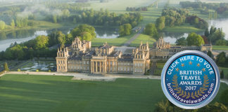 Blenheim Palace, Oxfordshire. Credit: VisitEngland | stately homes | vote for Britain in the British Travel Awards