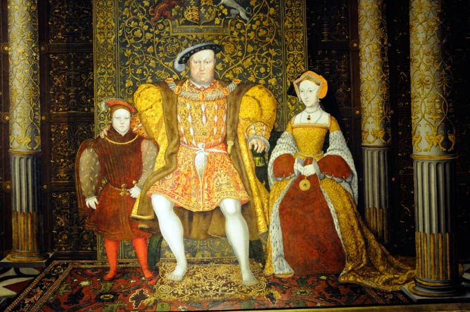 king henry the 8 wives