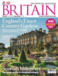 March April Britain 2018 cover