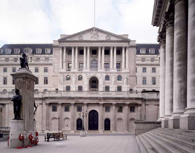 © Bank of England