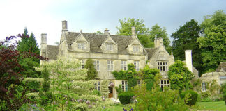 arnsley House in the Cotswolds