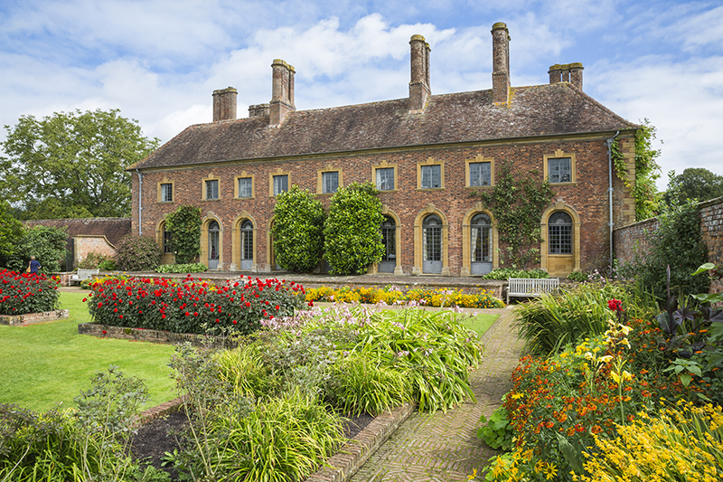 Barrington Court. Courtesy National Trust Images