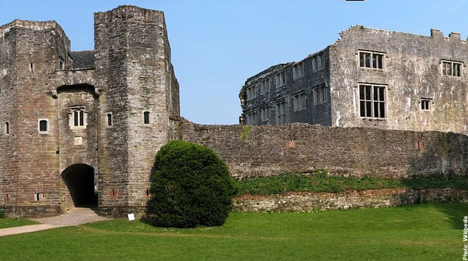 Berry Pomeroy Castle Most Haunted Places in Britain