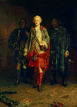Bonnie Prince Charlie and the Jacobites: Scottish 18th century uprising