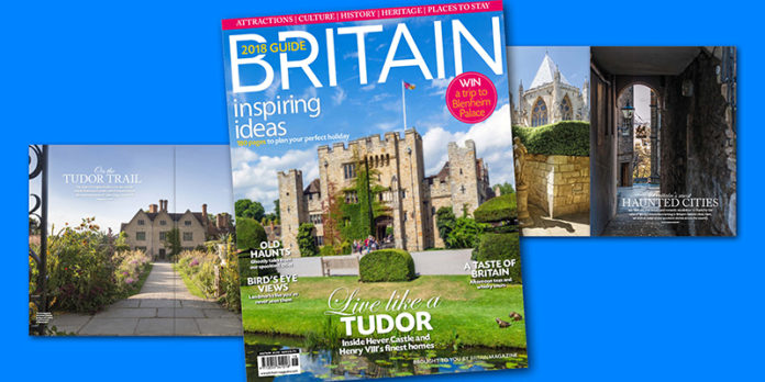 Britain Guide Cover Story