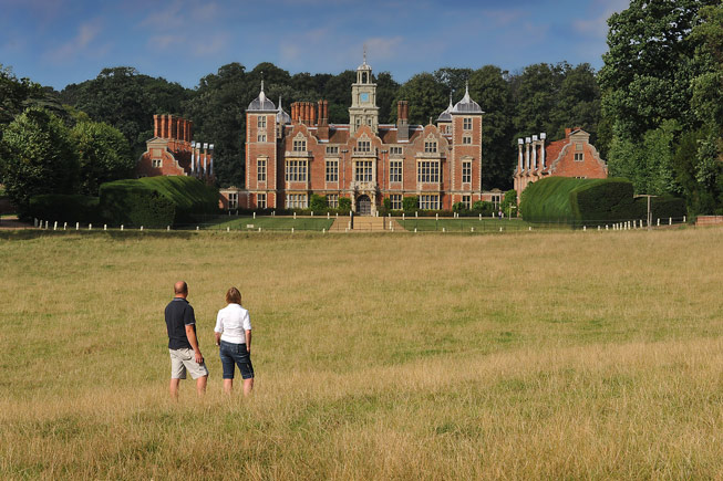 Blickling Estate in Norfolk. Credit: National Trust Images/Fisheye Images