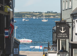 The Chain Locker, Falmouth