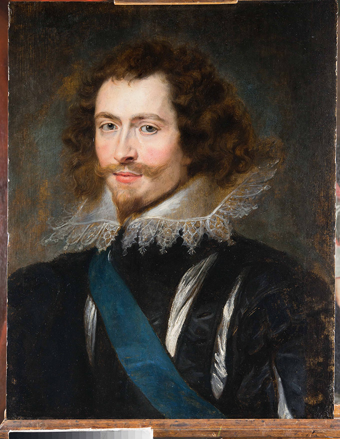 Rubens' 'George Villiers, First Duke of Buckingham'