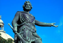 William Wallace, Scotland's greatest hero