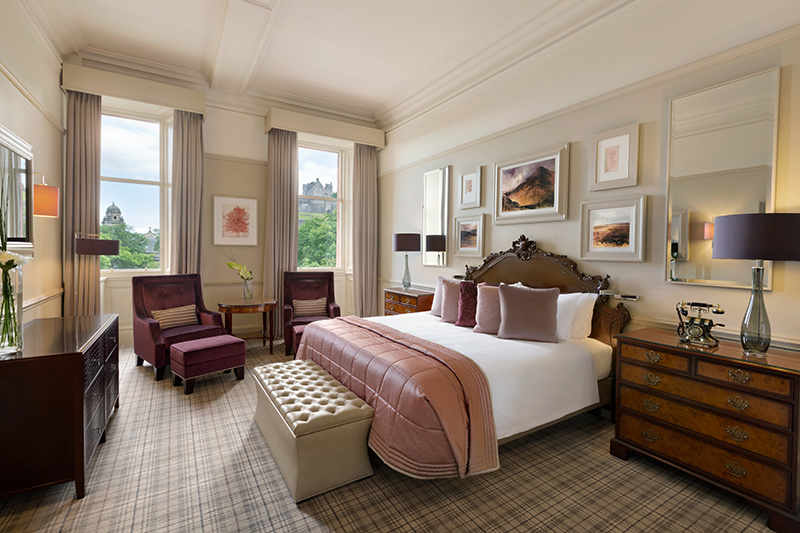 Caledonian AGB King One Bedroom Suite