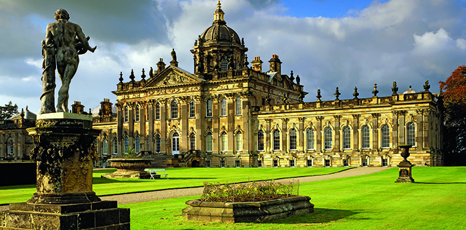 Castle howard house, York, Yorkshire, stately home, stately homes