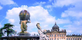 Castle Howard, Yorkshire, York, house, stately home, stately homes, grand, grandeur, aristocracy