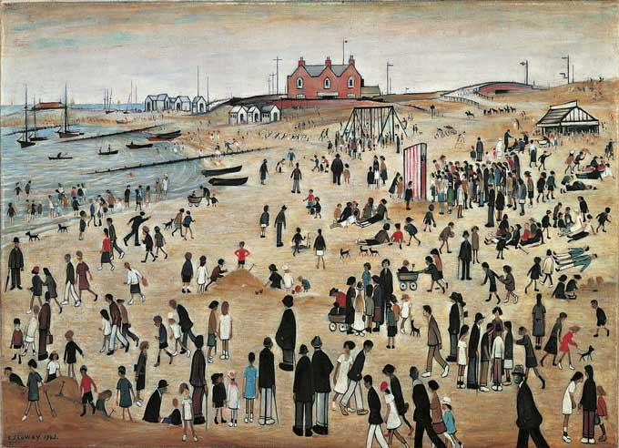 Changing-Britain,-Southbank-Centre,-LOWRY