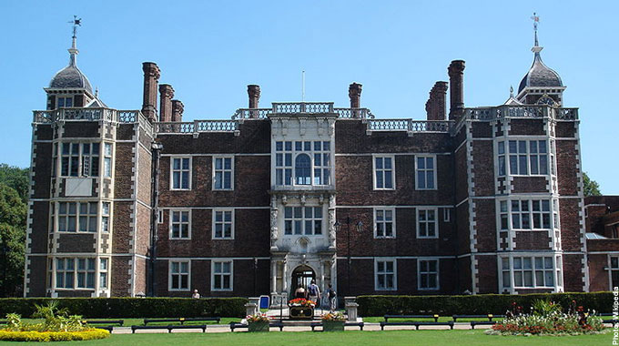 Charlton House Greenwich Most Haunted Places in Britain