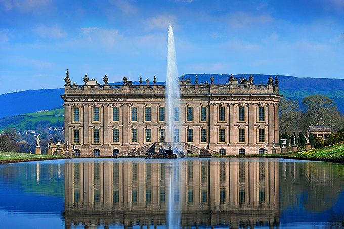Chatsworth House, Derbyshire, stately home, dukes and duchesses, Cavendish, Devonshire
