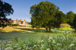 Above: Chewton Glen Hotel & Spa