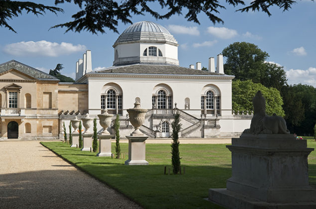 Chiswick House, west London, London's stately homes
