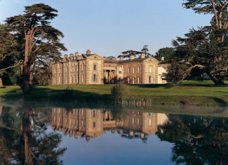 Compton Verney in Warwickshire