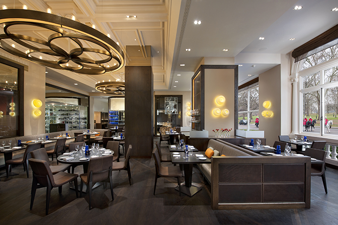 DINNER BY HESTON BLUMENTHAL INTERIOR 1 (courtesy of The Mandarin Oriental London)