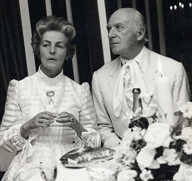 Deborah Devonshire, Cecil Beaton, Chatsworth