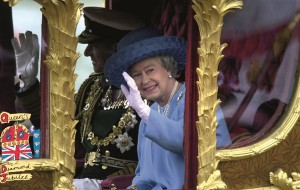 Diamond Jubilee Queen Elizabeth II
