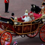 Diamond Jubilee Queen Carriage