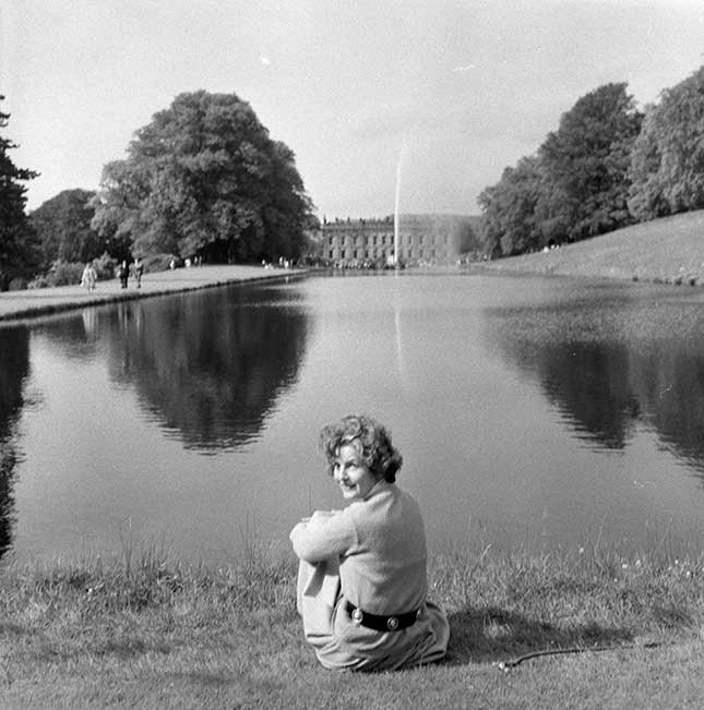 Duchess of Devonshire, Chatsworth