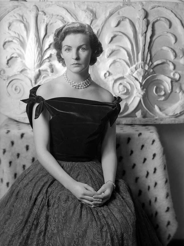 Duchess of Devonshire, Chatsworth, Cecil Beaton