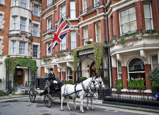 Dukes Hotel, Mayfair, London