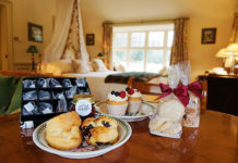 Dundas Castle, near Edinburgh, Scotland, afternoon tea. Things to do Mother's Day