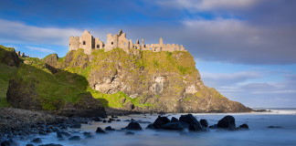 Dunluce Castlem County Antrim, Northern Ireland, CS Leiws, Narnia, Cair Paravel