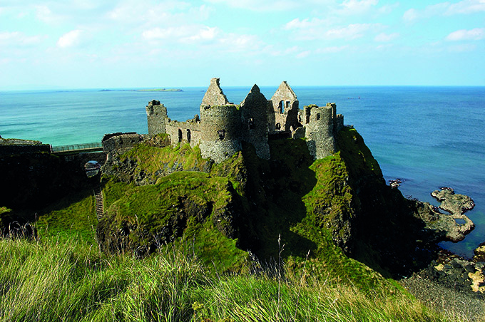 Cair Paravel, Dunluce Castle, Westeros, Narnia, County Antrim, Northern Ireland