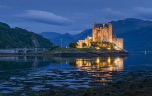 Eilean Donan Castle, Scotland. Credit: Guy Richardson/VisitBritain