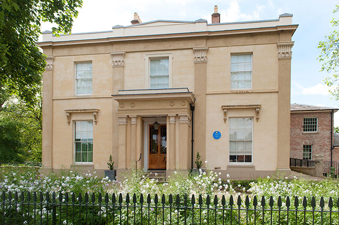 Elizabeth Gaskell's House, Manchester