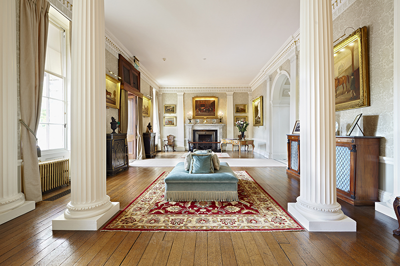 Entrance Hall, Weston Park