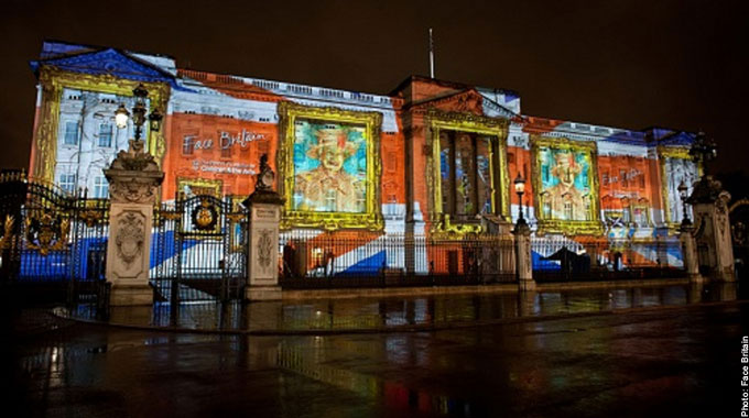 Face Britain The Princes Foundation for Children and the Arts Buckingham Palace