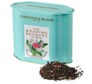 Royal Wedding Souvenirs - Fortnum and Mason Tea