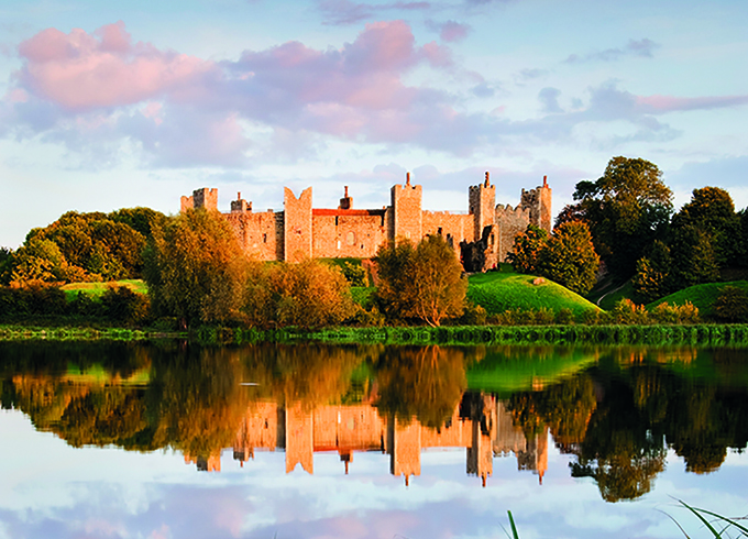 It was at Framlingham Castle in Suffolk that Mary Tudor raised her standard, laying claim to the throne of England. Castles in England