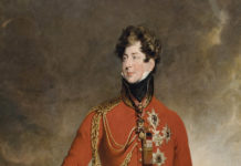 The Prince Regent, Later George IV, in Field-Marshal's Uniform by Sir Thomas Lawrence