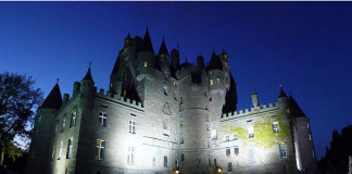 Glamis Castle Angus Most haunted Places in Britain