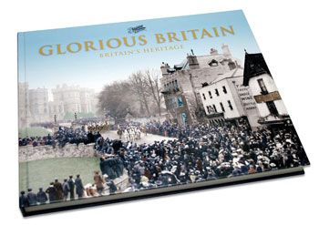 Francis Frith Glorious Britain Britain's Heritage Book