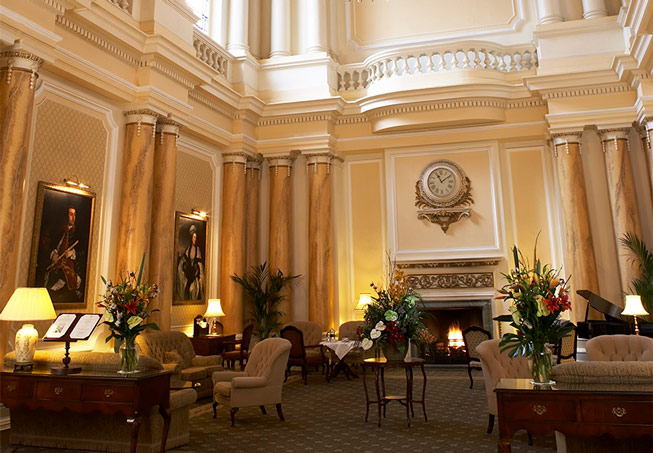The Great Hall, The Grand Hotel